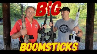 Some of the BIGGEST BOOMSTICKS in the land!!!