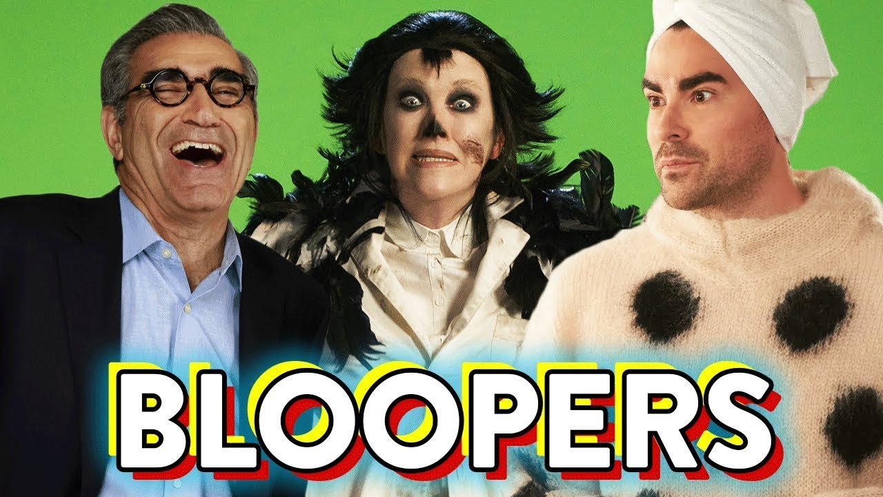 Download Schitt's Creek: Hilarious Bloopers & Funny Moments!  🍿OSSA Movies