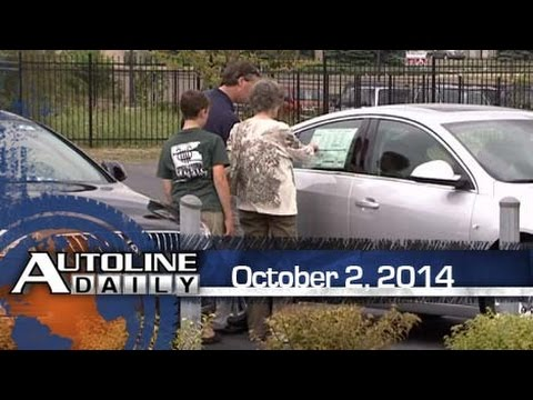 September Sales Lukewarm, Corvette Z06′s Eye Popping Acceleration - Autoline Daily 1470