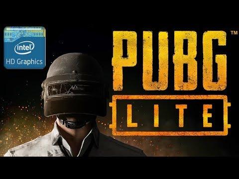 PUBG LITE PC Test Gameplay INTEL HD 4000 (Low End PUBG)