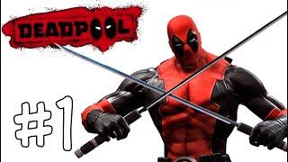 Deadpool (PC) walkthrough part 1