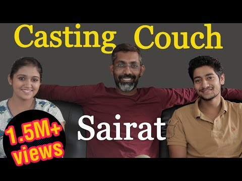 Fun of Sairat Team During Casting Couch - Episode 4