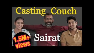 Casting Couch with Amey & Nipun | Nagraj Manjule | Rinku Rajguru | Akash Thosar | Episode 4