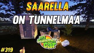 My Summer Car #319 | Saarella On Tunnelmaa!