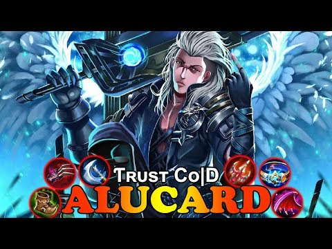 Classic Cold [Ƭʀᴜsᴛ Co|D] Mobile Legends alucard gameplay