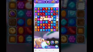Candy Crush Friends Saga Level 151 ~ No Boosters