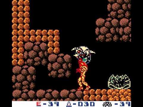 Metroid 2 (GBC) - Vizzed.com Play - YouTube
