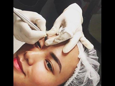 Eyebrow Microblading Philippines Youtube