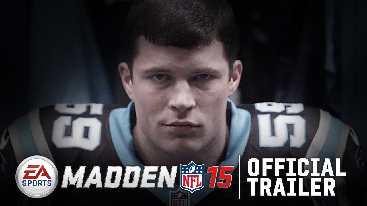 Madden 15 Official Trailer - Madden 15 Official Trailer