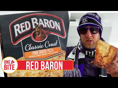 Barstool Pizza Review - Red Baron Frozen Pizza