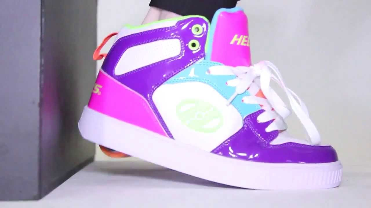 How to Heely - Official Heelys Tutorial!
