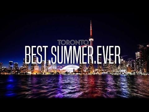 Tourism Toronto - Best Summer Ever