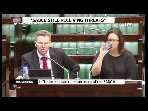 Parliament SABC Board Inquiry: Media Monitoring Africa