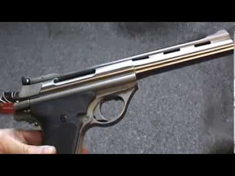 44 AUTOMAG quick presentation and test fire