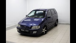 Mitsubishi Space Star 2002 г