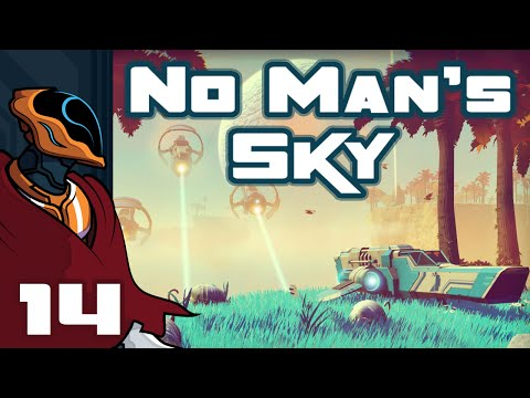 Let's Play No Man's Sky - PS4 Gameplay Part 14 - Goin Up