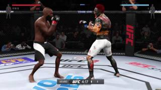 ea sports ufc 2 blanca demonstrating some transitions and g p