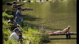 ПРИКОЛЫ НА РЫБАЛКЕ ! МЕГА РЖАЧ  СВЕЖАЯ НАРЕЗКА  Вот это рыбалка 2018 ты не поверишь