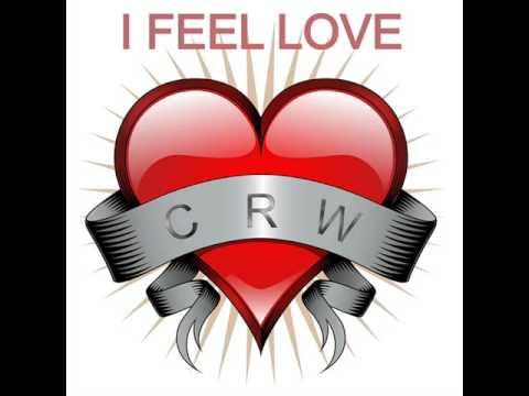 Crw  I feel Love Aaron McClelland Radio Edit Big In Ibiza