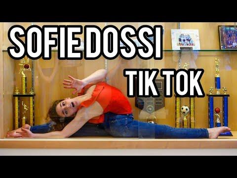 || Sofie Dossi || Tik Tok Compilation