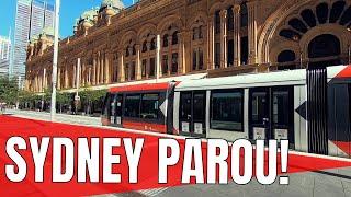 Sydney PAROU! AUSTRÁLIA!