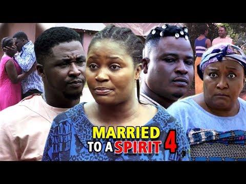 MARRIED TO A SPIRIT SEASON 4 - (New Movie) 2019 Latest Nigerian Nollywood Movie Full HD