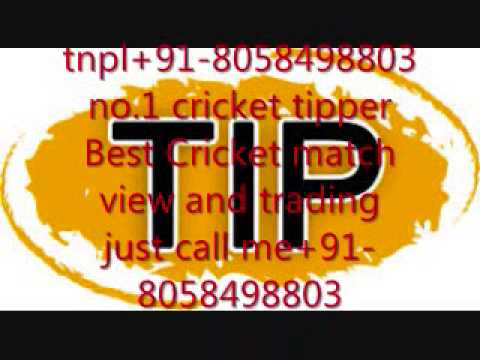tnpl+91 8058498803 Cricket match view and trading in Surat