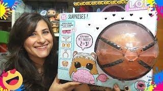 APRO una BIGGIE PETS LOL SURPRISE: INCREDIBILE!! LOL Surprise Biggie Pets ITALIANO By FrancyDreams
