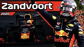 Zandvoort  F1 2020 Confirmed!!! - All Circuit Changes