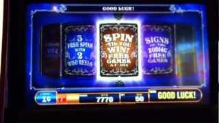 Betty Boop Slot Machine Bonus Round Free Spins 10X