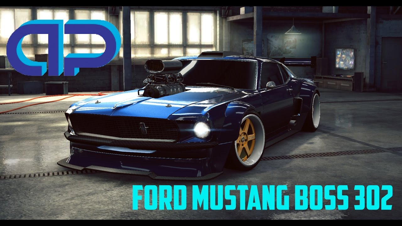 Need For Speed No Limits Ford Mustang Gt Need4speed Fans