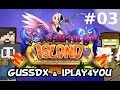 Flamingo Island #03 - Gussdx & Iplay4you - minecraft, fr, hd