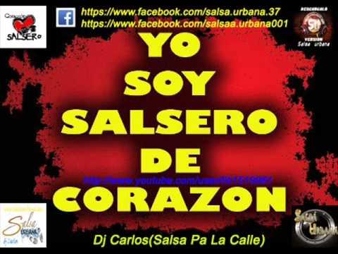 Angel Castro ft Julian el Gato - tener y perder - Dj Carlos(Salsa Pa La Calle)