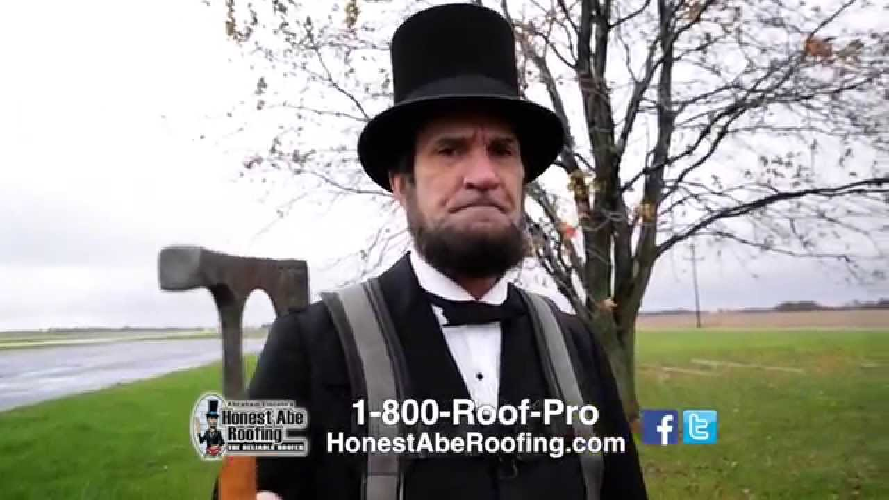Honest Abe Airplane Commercial Youtube