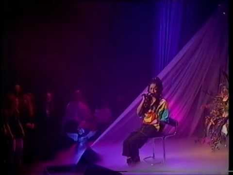 Shanice - Saving Forever For You - Top Of The Pops - Thursday 14th January 1993
