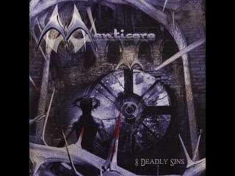 Manticora - 2004. Help Me Like No One Can (Apathy)