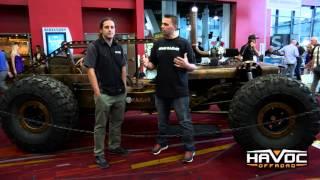 2015 SEMA - Kenny Hauk River Raider Rock Rat Build - HavocOffroad.com