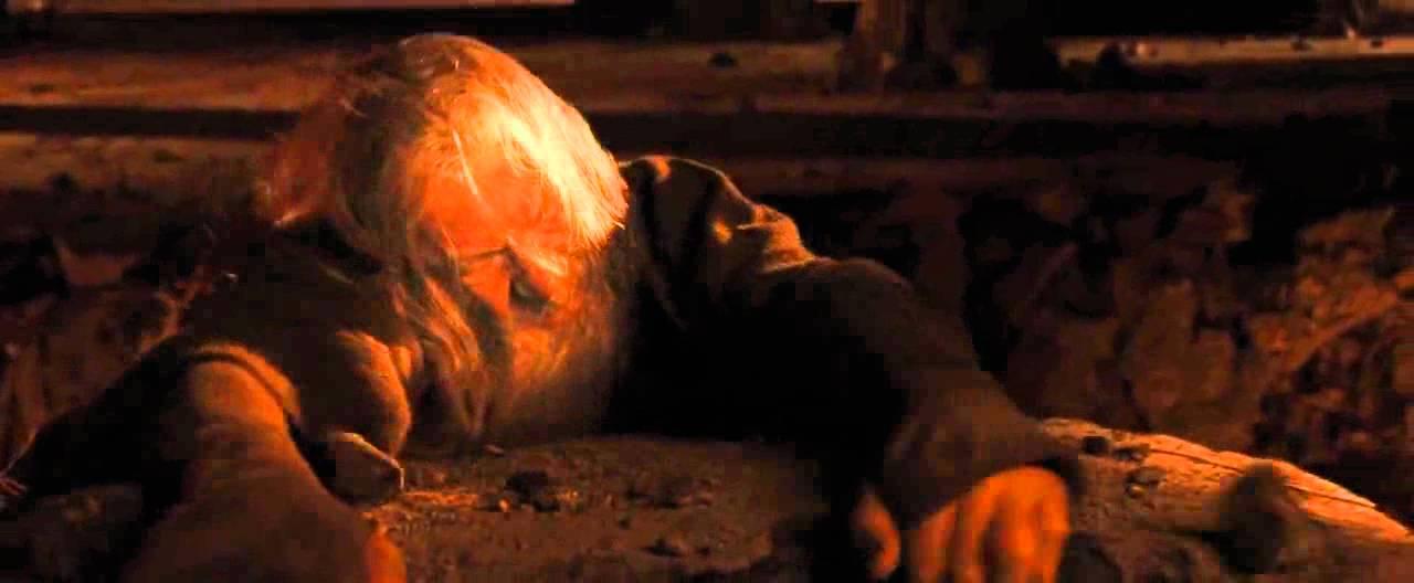 Gandalf Dies In Lord Of The Rings