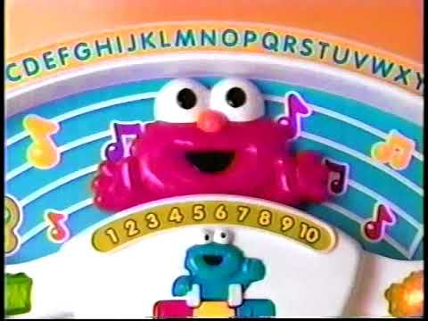Elmo's Musical Peek-a-Boo Gym 2000s Commercial (2005)