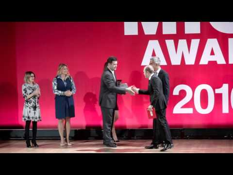 Russian Business Travel & MICE Award 2016