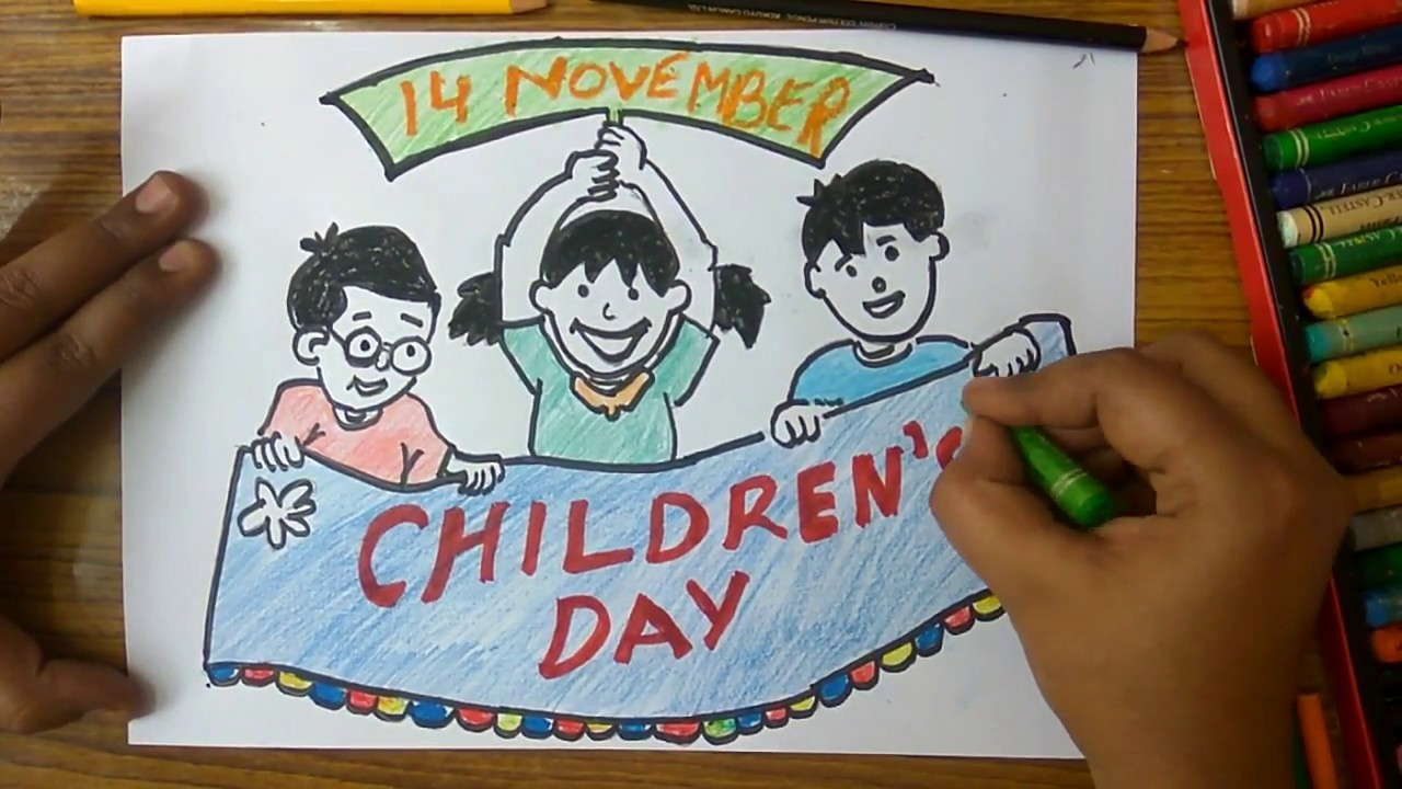 paragraph on childrens day