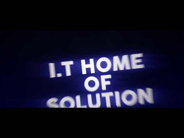 intro it home of solution