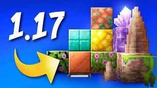 ✅ Resumen Completo Minecraft 1.17 · Todo lo que incluye y cómo obtenerlo · Caves & Cliffs Español
