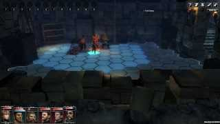 Blackguards Gameplay (PC HD)