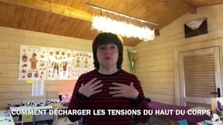 COMMENT DÉCHARGER LES TENSIONS DU HAUT DU CORPS