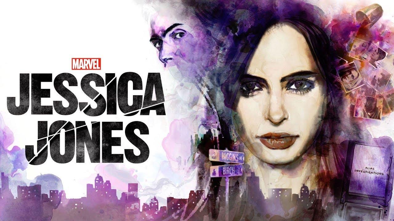 jessica jones | SAGA MARVEL | CinéMaRadio
