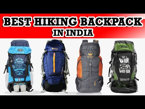 Top 5: Best Hiking Backpack in India| Best Rucksack Backpack | Best Trekking Backpacks
