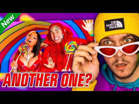 TROLLZ – 6IX9INE & NICKI MINAJ REACTION | WOW!!!