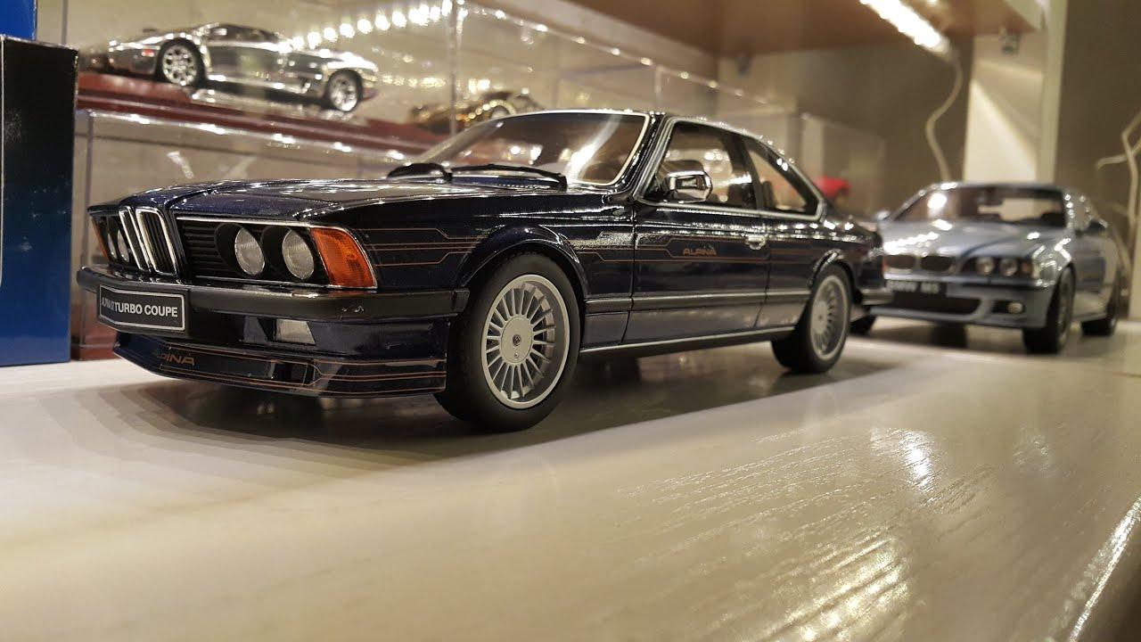 Bmw M5 E39 >> BMW ALPINA B7 (E24) TURBO COUPE 1:18 OttOmobile vs. M5 E39 - YouTube