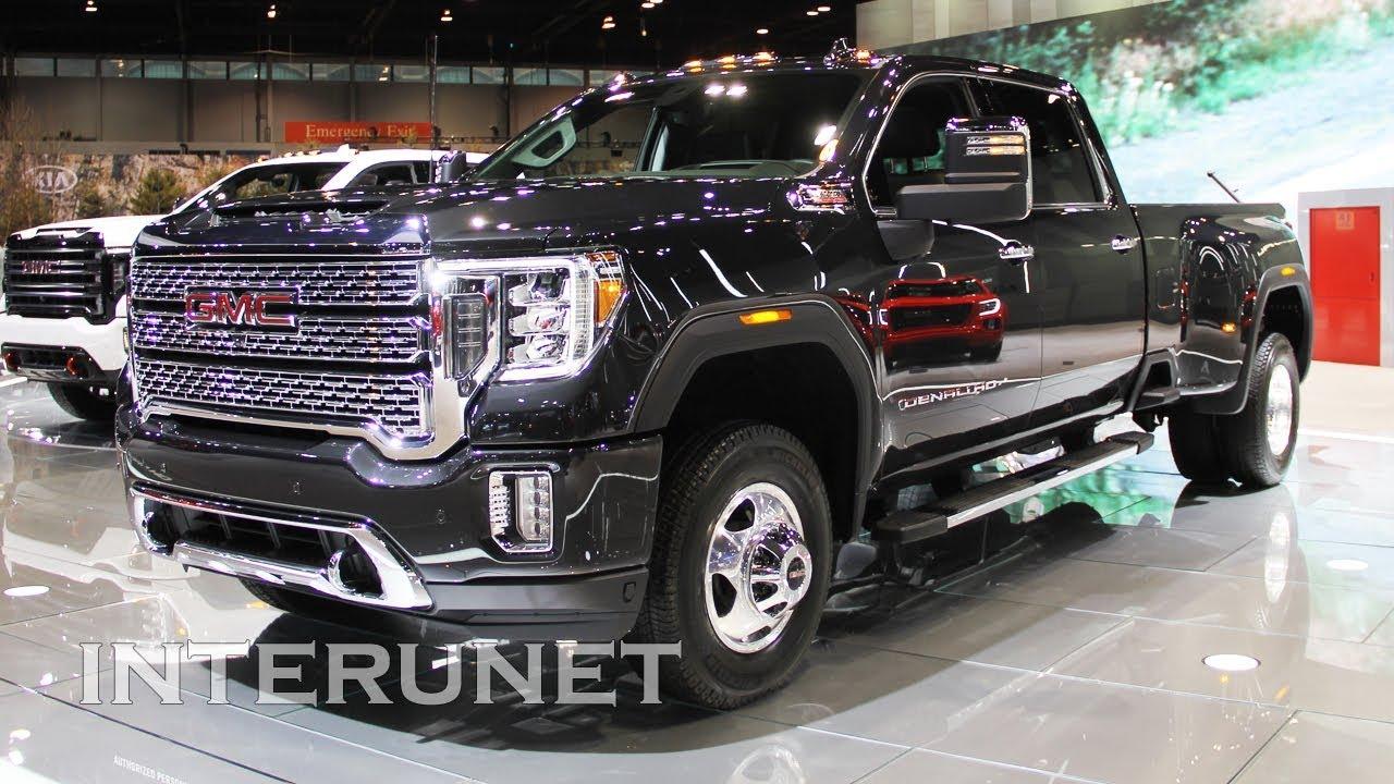 2020 GMC Sierra Denali Heavy Duty Truck - YouTube